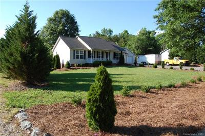Concord Single Family Home For Sale: 380 Old Speedway Drive