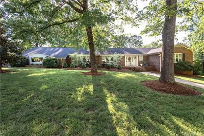 Statesville Single Family Home For Sale: 745 Ferndale Drive