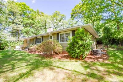 Asheville Single Family Home For Sale: 15 Summer Hill Drive
