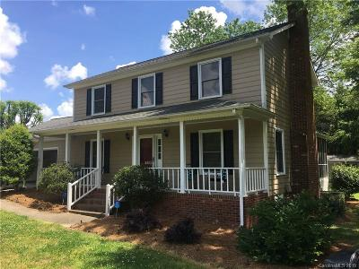 Gastonia Single Family Home For Sale: 4805 Copperfield Road