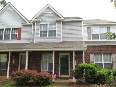 Hickory Grove Condo/Townhouse For Sale: 7625 Petrea Lane