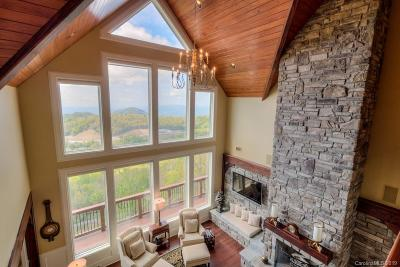 Alexander County, Caldwell County, Watauga County, Avery County, Ashe County Single Family Home For Sale: 8383 Gideon Ridge Lane