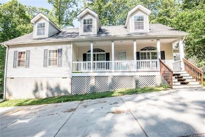 Fletcher Single Family Home For Sale: 245 Newberry Drive