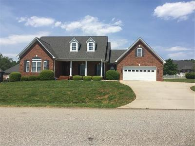 Lincolnton Single Family Home For Sale: 2873 Wheat Field Court