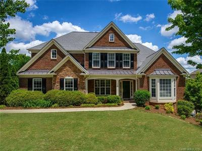 Matthews Single Family Home Under Contract-Show: 439 Willow Brook Drive