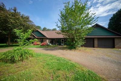 Statesville Single Family Home Under Contract-Show: 118 Castle Creek Road