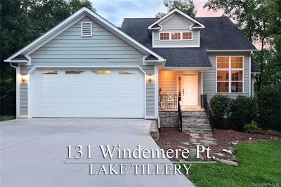 Single Family Home For Sale: 131 Windemere Point