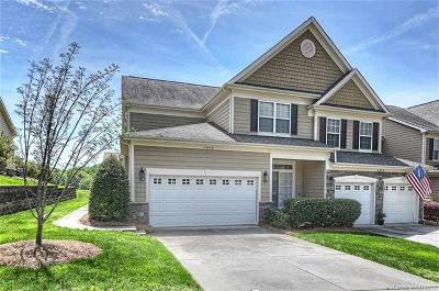 Tega Cay Condo/Townhouse For Sale: 1058 Silver Gull Drive
