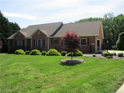Statesville Single Family Home For Sale: 154 Larkin Lane