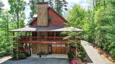 Transylvania County Single Family Home For Sale: 1563 Fairway Drive