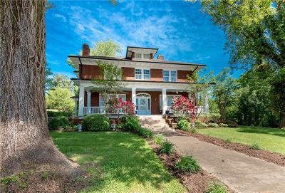 Lenoir Single Family Home For Sale: 1344 Harper Avenue NW