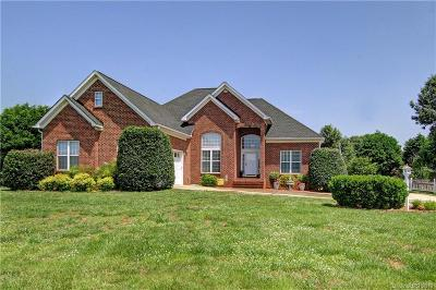 Statesville Single Family Home Under Contract-Show: 120 Westview Lane