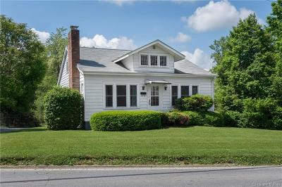 Asheville Single Family Home For Sale: 58 Deaverview Road