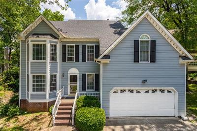 Single Family Home For Sale: 4911 Brompton Lane