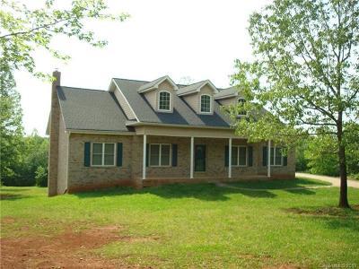 Lincolnton Single Family Home For Sale: 829 Hillard Lane