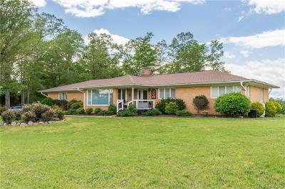 Single Family Home For Sale: 196 Collinsville Road