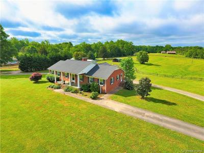 Clover Single Family Home Under Contract-Show: 1123 Ridge Road