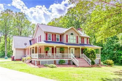 Salisbury Single Family Home For Sale: 150 Copper Leaf Lane