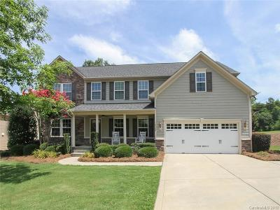 Charlotte Single Family Home For Sale: 16508 Emerald Dunes Drive