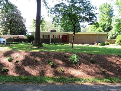 Gastonia Single Family Home For Sale: 2305 Scottwood Drive