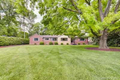Single Family Home Under Contract-Show: 5213 Providence Road