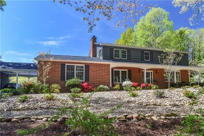 Black Mountain Single Family Home Under Contract-Show: 107 Dogwood Drive #14