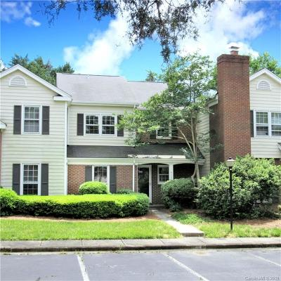 Charlotte Condo/Townhouse Under Contract-Show: 9320 Kings Falls Drive