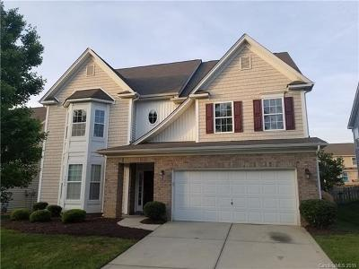 Indian Trail Single Family Home For Sale: 3005 Canopy Drive