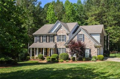 Weddington Single Family Home Under Contract-Show: 1040 Antioch Woods Drive