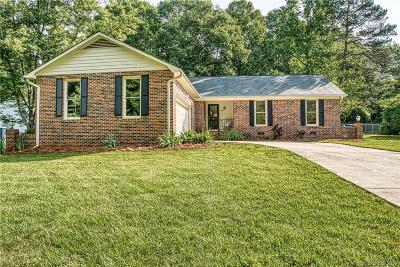 Statesville Single Family Home Under Contract-Show: 148 Eastwood Drive