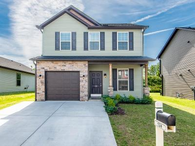 Fletcher Single Family Home For Sale: 124 North River Road
