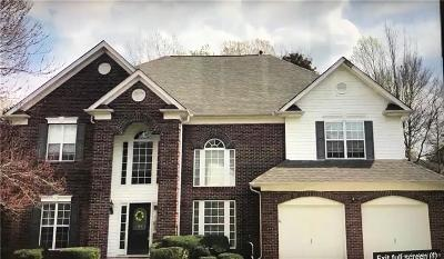 Ballantyne Country Club, Ballantyne Meadows Single Family Home For Sale: 10929 Valley Spring Drive