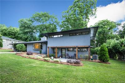 Charlotte Single Family Home Under Contract-Show: 6201 Glenridge Road