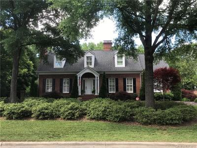 Charlotte Single Family Home For Sale: 8349 Bar Harbor Lane