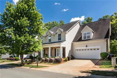 Huntersville Single Family Home For Sale: 9640 Gilead Grove Road