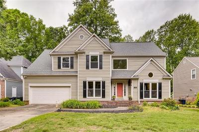 Huntersville Single Family Home For Sale: 8630 Summerfield Lane