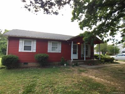 Charlotte NC Single Family Home Under Contract-Show: $140,000