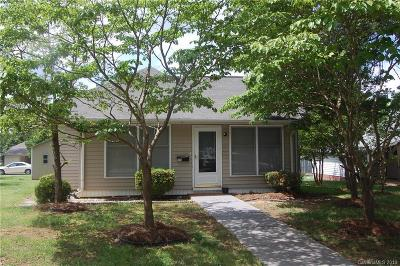 Kannapolis Single Family Home For Sale: 1015 Valley Street