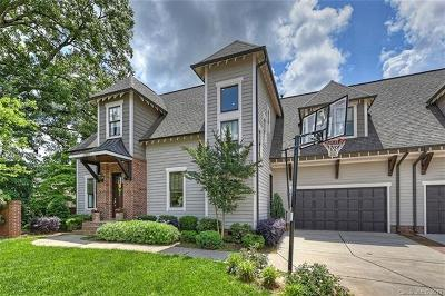 Charlotte Condo/Townhouse For Sale: 1203 Cedar Lane