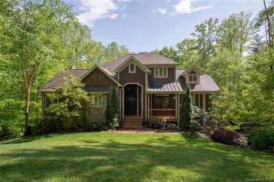 Weaverville Single Family Home For Sale: 246 Hawks Crest Lane
