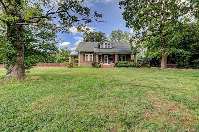 Cleveland County Single Family Home For Sale: 4622 Fallston Road