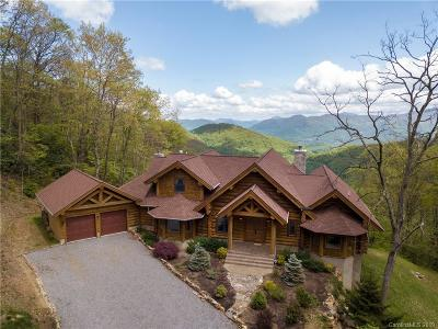 Waynesville Single Family Home Under Contract-Show: 1310 Winding Creek Drive