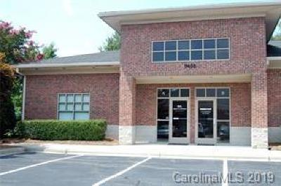 Cornelius Commercial Lease For Lease: 9605 Caldwell Commons Circle