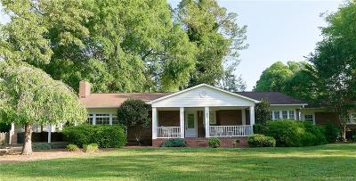 Lincolnton Single Family Home For Sale: 217 Buff Street