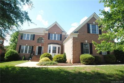 Waxhaw, Weddington Single Family Home For Sale: 3304 Taviston Drive