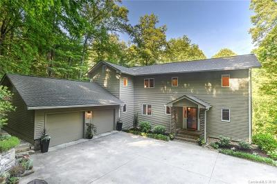 Asheville Single Family Home Under Contract-Show: 175 Carter Cove Road