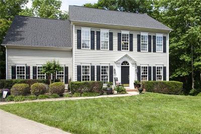 Mooresville Single Family Home For Sale: 178 Swift Creek Lane