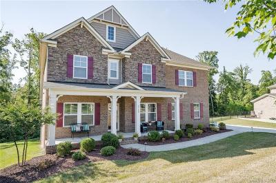 Kannapolis Single Family Home For Sale: 2740 Stonewood View