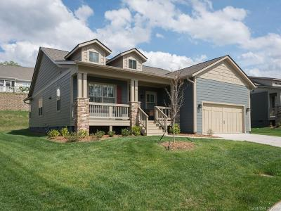Weaverville Single Family Home For Sale: 36 Sandstone Drive
