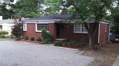Charlotte Single Family Home For Sale: 542 Woodlawn Road E